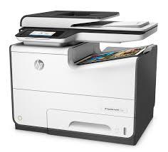 123 HP PageWide Pro 477dw printers