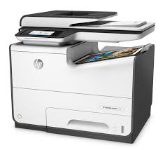 123 HP PageWide Pro 577z printers