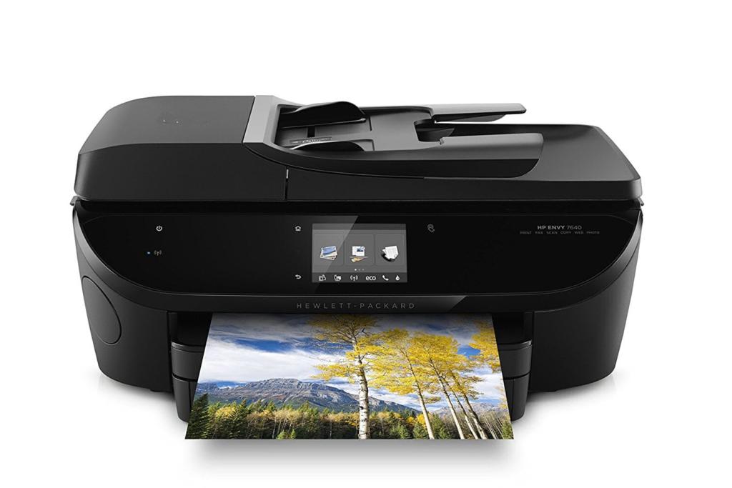 123.hp.com/setup 7640-printer
