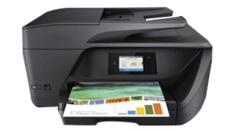 123.hp.com/ojpro6964-printer-setup