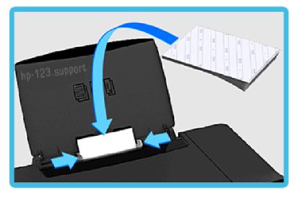 123-hp-setup-5743-Printer-Out-of-Paper-Error