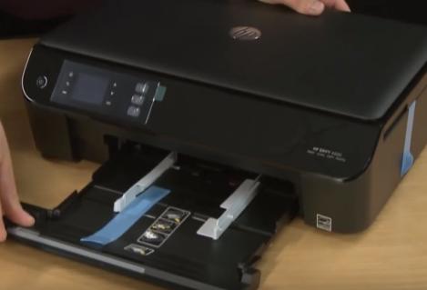 123-hp-envy7155-printer-input-tray
