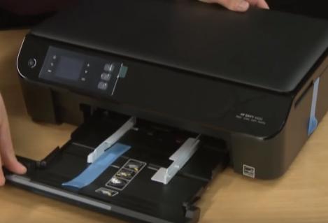 123-hp-envy5545-printer-input-tray